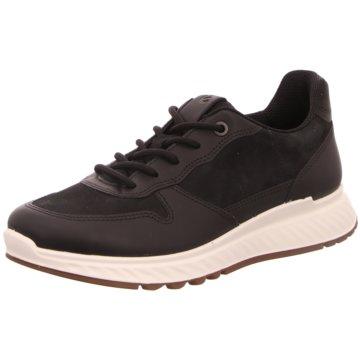 Ecco Sneaker LowST1 schwarz