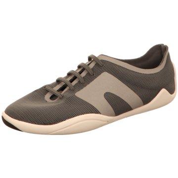Camper Sportlicher Schnürschuh grau