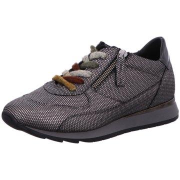 DL-Sport Komfort Schnürschuh grau