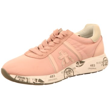 Premiata Sneaker Low rosa
