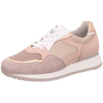 Gabor comfort Sportlicher Schnürschuh rosa