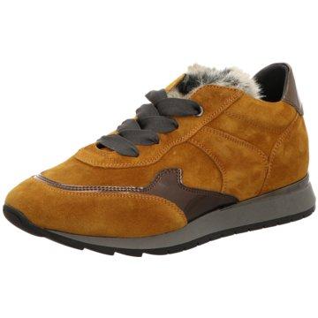 DL-Sport Sneaker Low gelb
