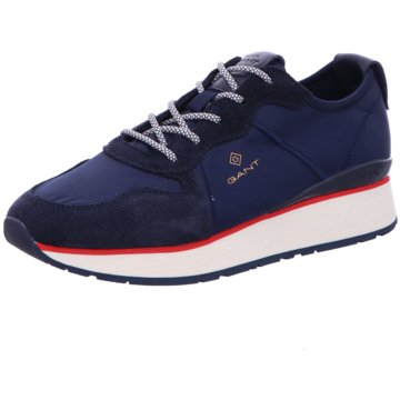 Gant Sportlicher SchnürschuhLinda blau