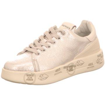 Premiata Sneaker Low silber