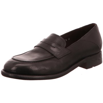 Cordwainer Business Slipper schwarz