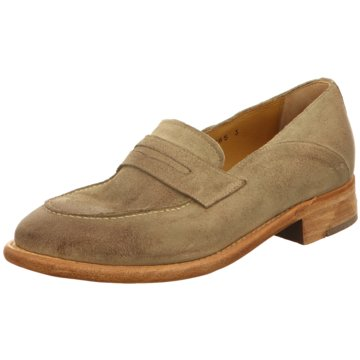 Cordwainer Slipper braun