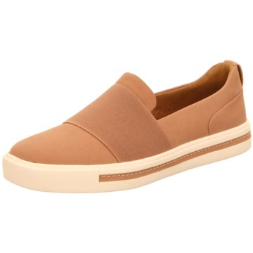 Clarks Top Trends Slipper rosa