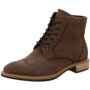 Schwarz Ecco Damen Stiefeletten Stiefel Boots Petal Trim In