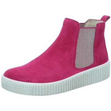 Gabor Chelsea Boot pink