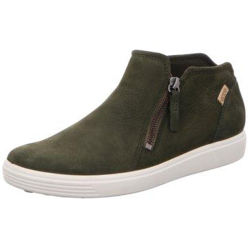 Ecco Komfort Slipper grün
