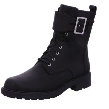 Clarks BootsOrinoco2 Lace schwarz