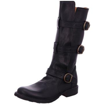 Fiorentini+Baker Klassischer Stiefel schwarz