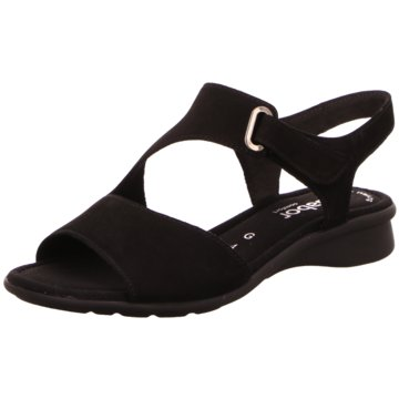 Gabor comfort Komfort SandaleSandale schwarz