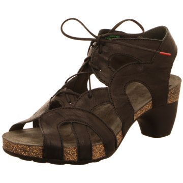 Think Komfort SandaleTRAUDI schwarz