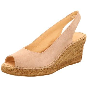 Shabbies Amsterdam Top Trends Sandaletten rosa