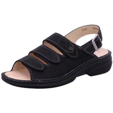 FinnComfort Komfort Sandale02557 901819 schwarz