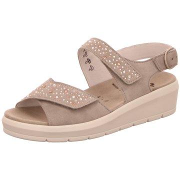 Semler Komfort Sandale grau