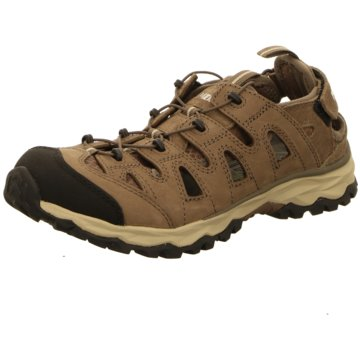 Meindl Outdoor SchuhLipari Lady - Comfort fit - 4617 braun