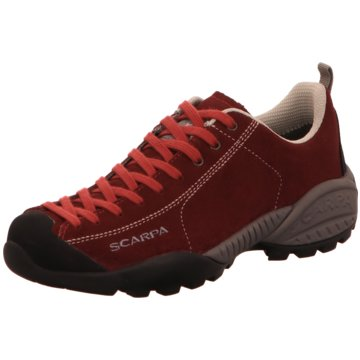 Scarpa Outdoor Schuh rot