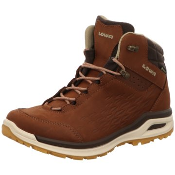 LOWA Outdoor SchuhLOCARNO GTX QC WS - 320815 447 braun