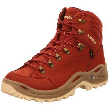 LOWA Outdoor Schuh rot