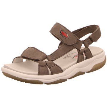 Gabor Komfort SandaleRollingsoft grau