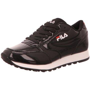 Snipe Sneaker Low schwarz