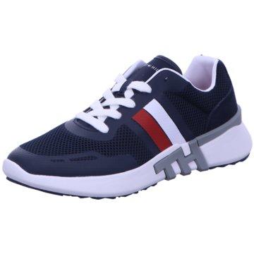 Tommy Hilfiger Sneaker LowLightweight Lace-Up Sneaker blau