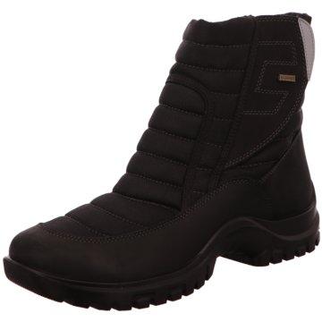 Westland Komfort Stiefel schwarz