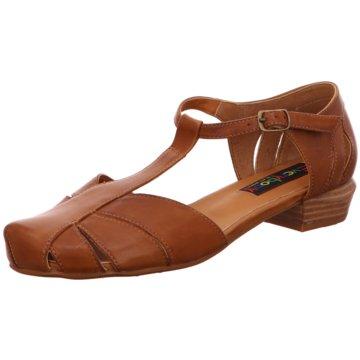 Everybody Komfort Sandale braun