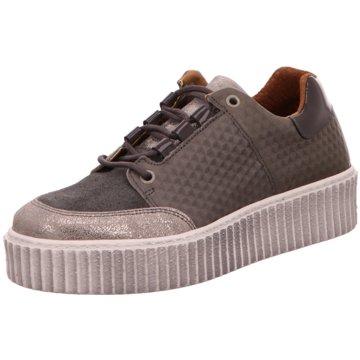 Online Shoes Plateau Sneaker grau