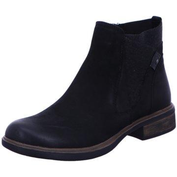 SALE REMONTE Damen Stiefel Schwarz Schuhe in