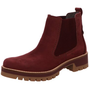 camel active Chelsea BootAnkle-Bootie rot
