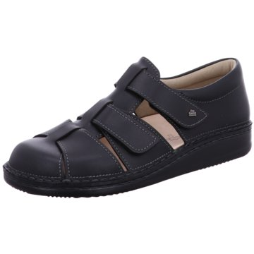 FinnComfort Komfort Schuh schwarz