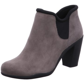 Clarks Ankle Boot grau