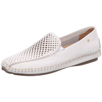 Pikolinos Komfort Slipper weiß
