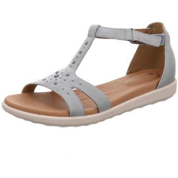 Clarks Sandale blau