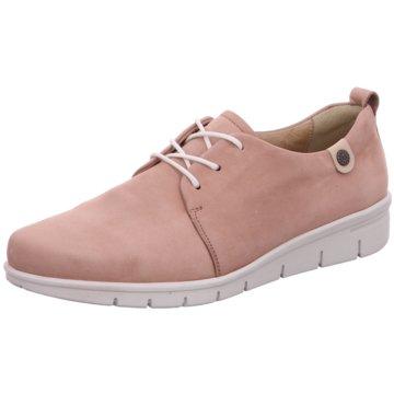 Hartjes Komfort Schnürschuh rosa