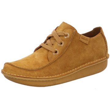 Clarks Komfort MokassinFUNNY DREAM beige