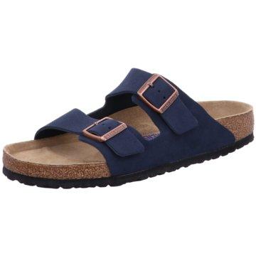 Birkenstock PantoletteArizona BS[Sandals] blau