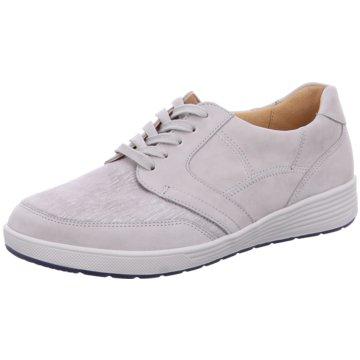 Ganter Sportlicher SchnürschuhKlara grau