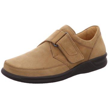 Ganter Komfort Slipper beige