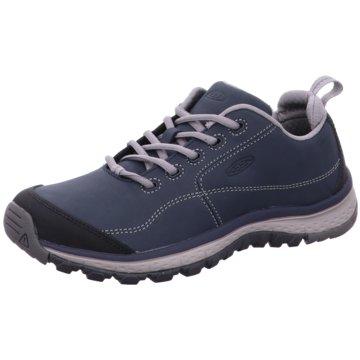 Keen Outdoor Schuh blau