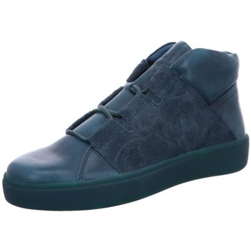 Think Sneaker High blau