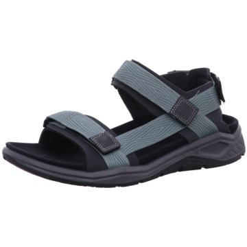 Ecco Komfort Schuh grau