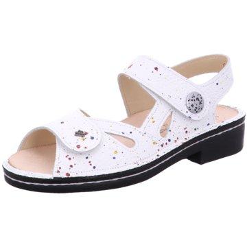 FinnComfort Komfort Sandale02380 weiß