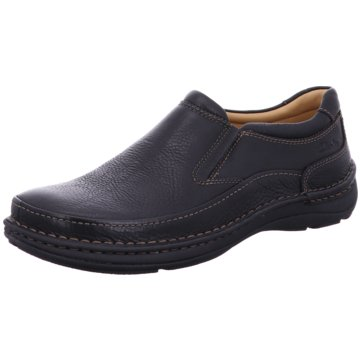 Clarks Komfort Slippernature easy schwarz