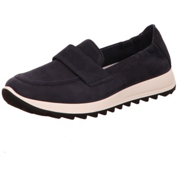 Legero Komfort SlipperSlipper blau