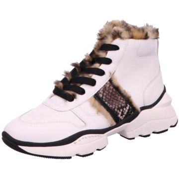 Maripé Sneaker High weiß