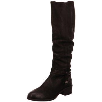 SPM Shoes & Boots Weitschaftstiefel schwarz
